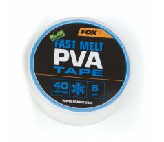 FOX Fast Melt PVA Tape 5 mm 40 m
