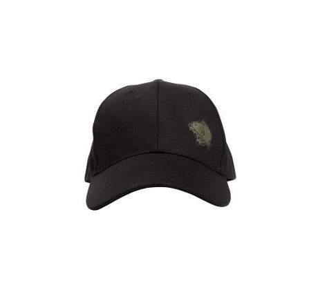 Nash Šiltovka Baseball Caps Black