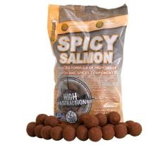 Starbaits - Boilies Spicy Salmon 2,5kg 20mm